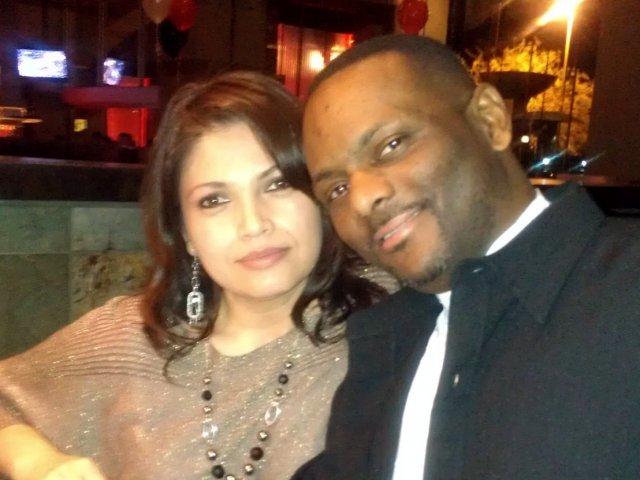 Interracial Couple Lupita & Anthony