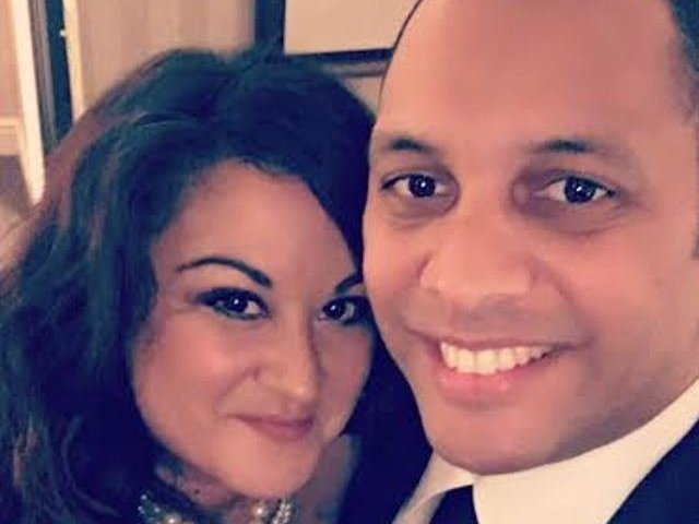 Interracial Couple Gabrielle & Lynden - Richmond, Virginia, United States